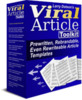 Thumbnail Viral Article Toolkit 900 w/ Master Resell Rights