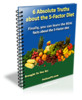 Thumbnail 6 Absolute Truths about the 5-Factor Diet! w/ Resell Rights