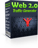 Thumbnail Web 2.0 Traffic Generator with Master Resell Rights