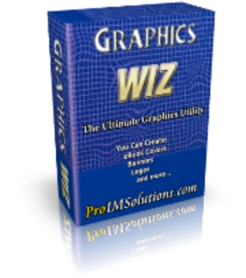 Product picture Graphics Wiz Creator w/Master Resell Rights
