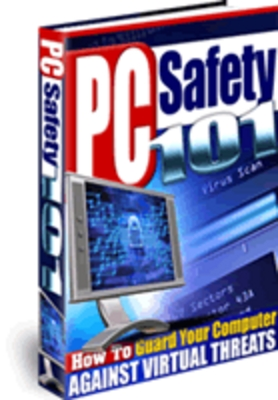 Product picture PC Safety 101 w/ Master Resell Rights