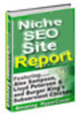 Product picture How To Create A Niche Site w/ Master Resell Rights