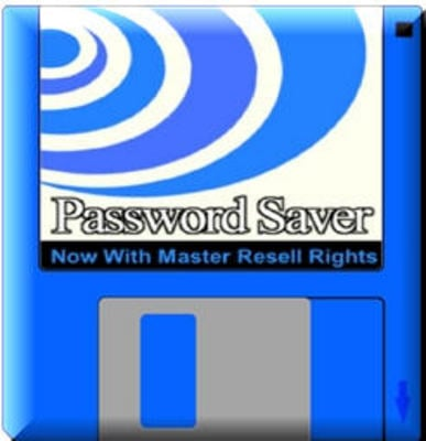 Product picture Password Saver Special Edition w/ Master Resell Rights