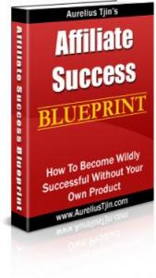 Product picture Affiliate Success Blueprint w/  Master Resell Rights