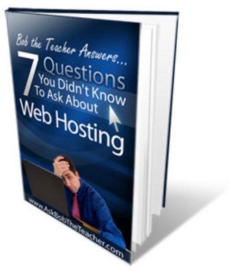 Product picture 7 Questions About Web Hosting You Didnt Even Know To Ask