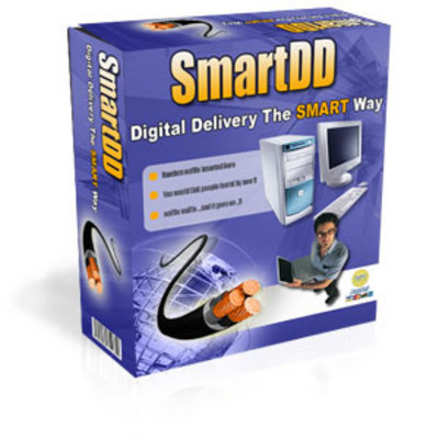 Product picture  Smart DD Digital Delivery w/ Resell Rights