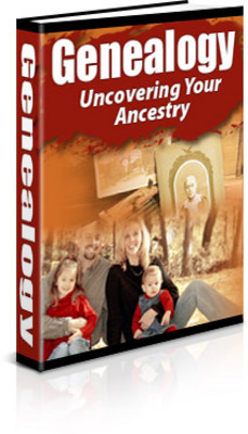 Product picture Genealogy:Uncovering Your Ancestry w/ Resell Rights