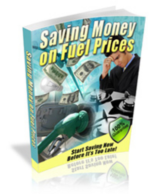 Product picture Saving Money On Fuel Prices w/ Resell Rights