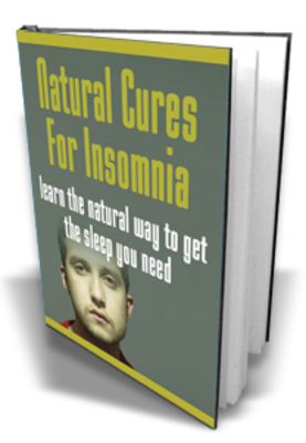 Product picture Natural Cures For Insomnia w/ Resell Rights