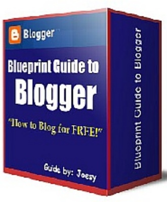 Product picture The Blueprint Guide to Blogger