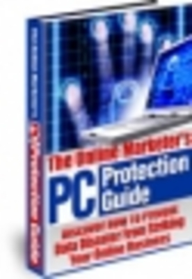 Product picture PC Protection Guide w/ MAster Resell Rights